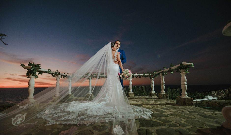 El matrimonio de Jaime  y Yuranys  en Puerto Colombia, Atlántico