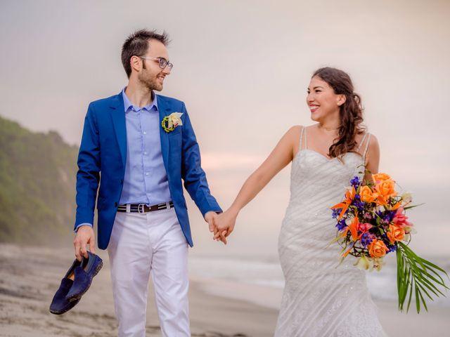 El matrimonio de Flavio y Victoria en Santa Marta, Magdalena 8