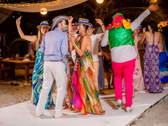 El matrimonio de Flavio y Victoria en Santa Marta, Magdalena 19
