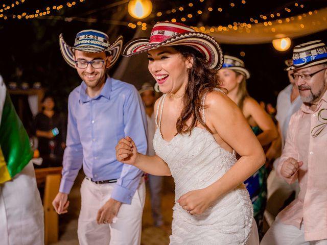 El matrimonio de Flavio y Victoria en Santa Marta, Magdalena 22
