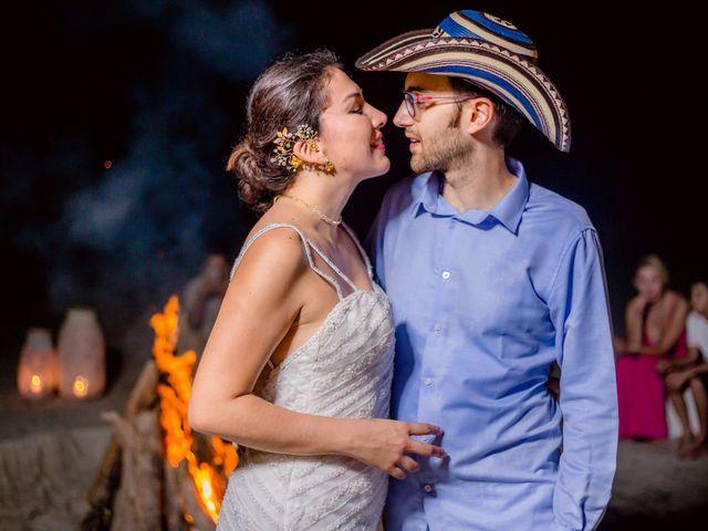 El matrimonio de Flavio y Victoria en Santa Marta, Magdalena 24