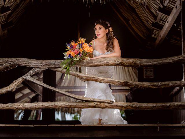 El matrimonio de Flavio y Victoria en Santa Marta, Magdalena 43