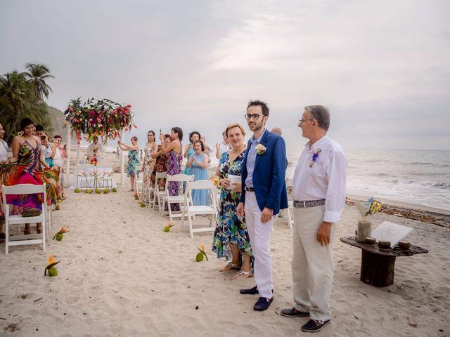 El matrimonio de Flavio y Victoria en Santa Marta, Magdalena 46
