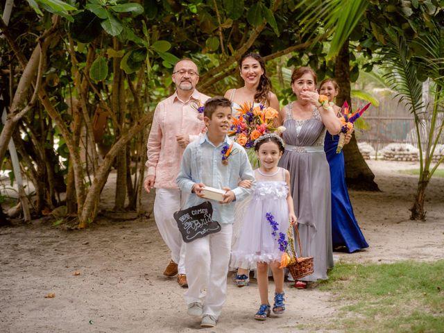 El matrimonio de Flavio y Victoria en Santa Marta, Magdalena 47