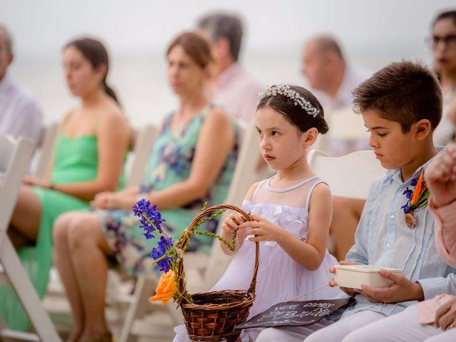 El matrimonio de Flavio y Victoria en Santa Marta, Magdalena 48