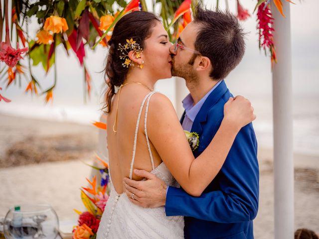 El matrimonio de Flavio y Victoria en Santa Marta, Magdalena 2