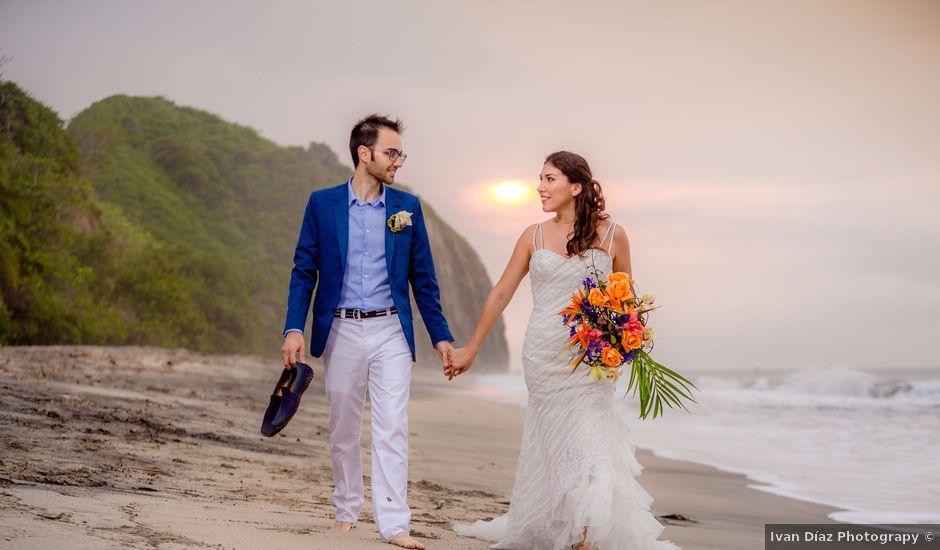 El matrimonio de Flavio y Victoria en Santa Marta, Magdalena