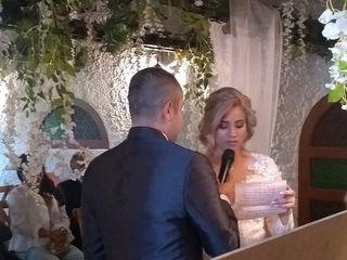 El matrimonio de María Paula y Juan 3