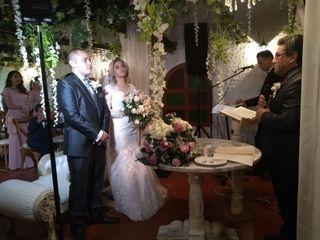 El matrimonio de María Paula y Juan
