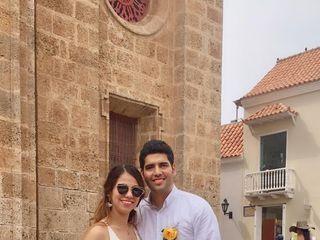 El matrimonio de Carolina  y Jhon  2