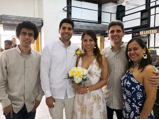 El matrimonio de Carolina  y Jhon  3