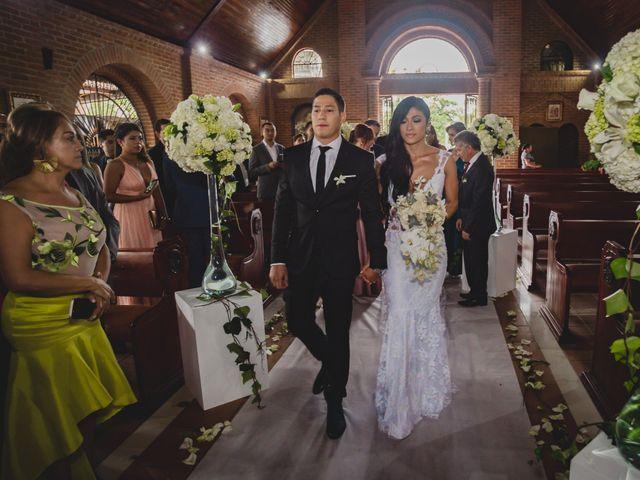 El matrimonio de Cristian y Diana en Pereira, Risaralda 12
