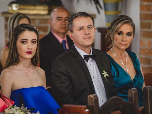 El matrimonio de Cristian y Diana en Pereira, Risaralda 14
