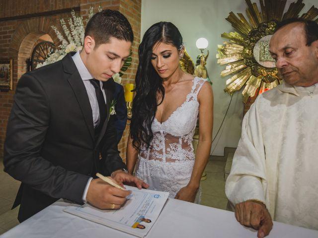 El matrimonio de Cristian y Diana en Pereira, Risaralda 18