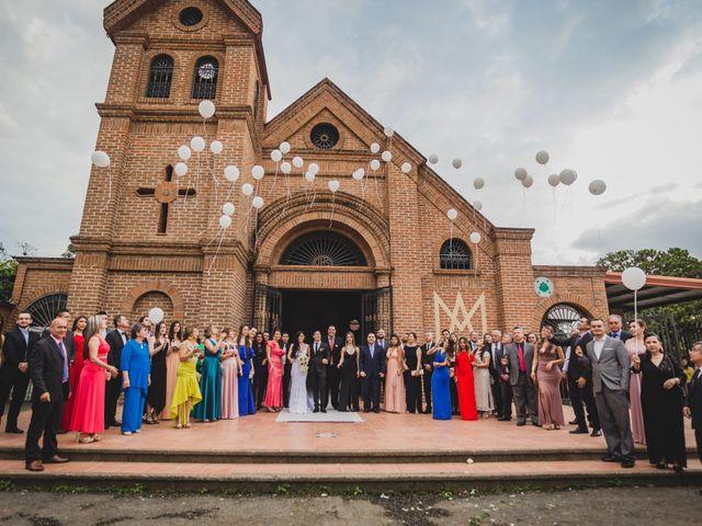 El matrimonio de Cristian y Diana en Pereira, Risaralda 19