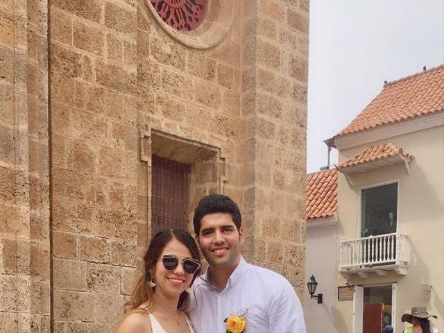 El matrimonio de Jhon  y Carolina  en Cartagena, Bolívar 3