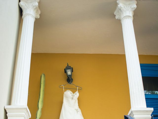 El matrimonio de Fernando y Laura en Cartagena, Bolívar 5