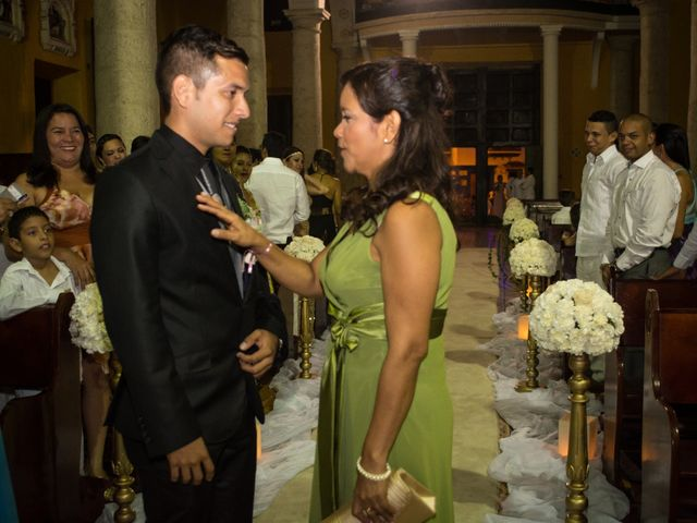 El matrimonio de Fernando y Laura en Cartagena, Bolívar 25