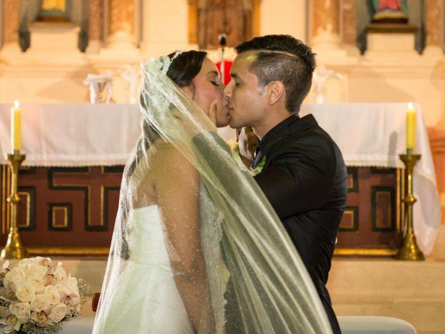 El matrimonio de Fernando y Laura en Cartagena, Bolívar 31
