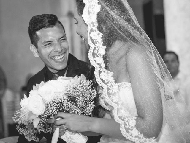El matrimonio de Fernando y Laura en Cartagena, Bolívar 32