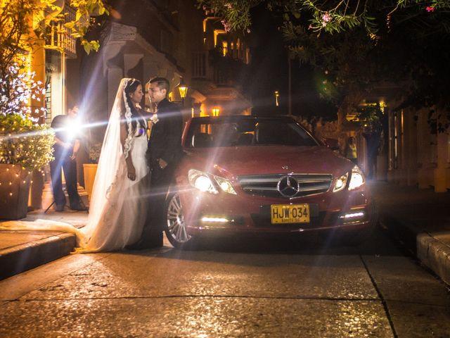 El matrimonio de Fernando y Laura en Cartagena, Bolívar 2