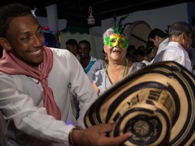 El matrimonio de Fernando y Laura en Cartagena, Bolívar 43
