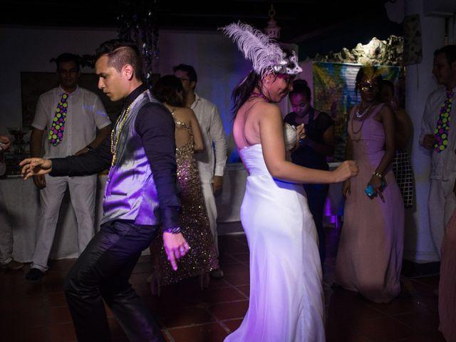 El matrimonio de Fernando y Laura en Cartagena, Bolívar 45