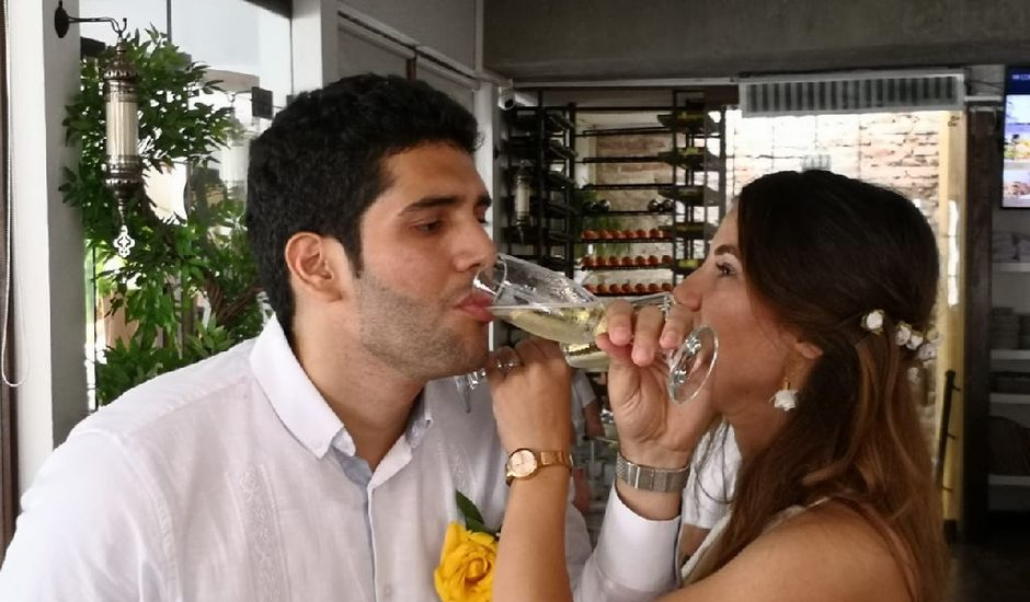 El matrimonio de Jhon  y Carolina  en Cartagena, Bolívar