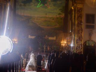 El matrimonio de Milena y Alejandro 3