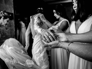 El matrimonio de Jessica y Jared 3