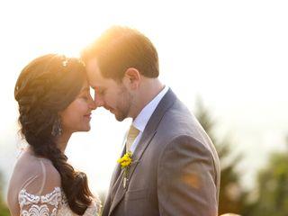 El matrimonio de Jessica y Jared
