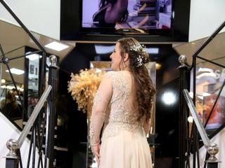 El matrimonio de Ana María y Sergio 3