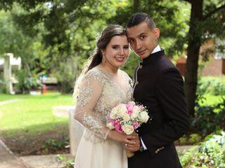 El matrimonio de Ana María y Sergio