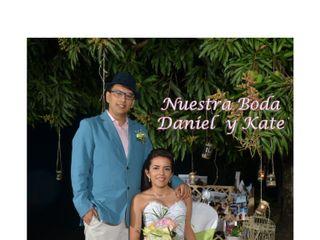 El matrimonio de Kate y Daniel 1