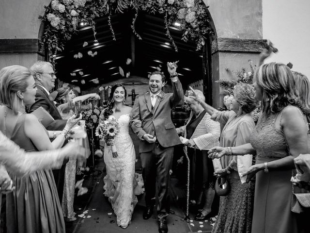 El matrimonio de Jared y Jessica en Medellín, Antioquia 35