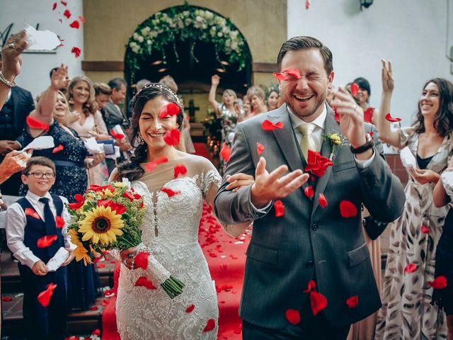 El matrimonio de Jared y Jessica en Medellín, Antioquia 37
