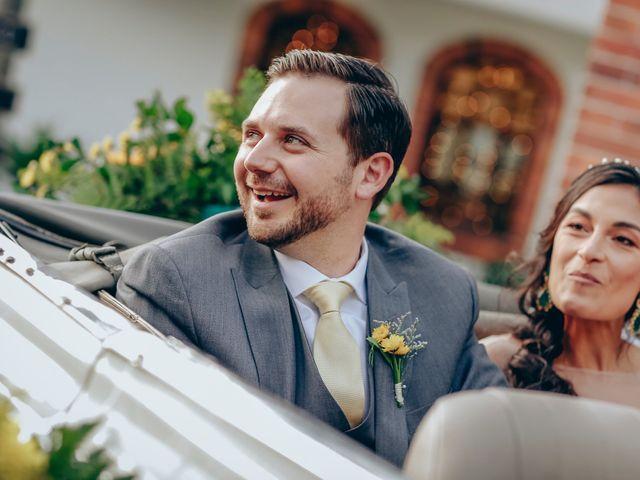 El matrimonio de Jared y Jessica en Medellín, Antioquia 39