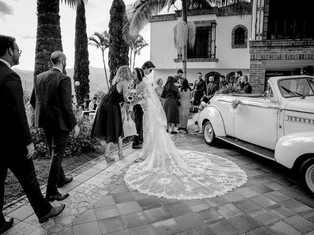 El matrimonio de Jared y Jessica en Medellín, Antioquia 40