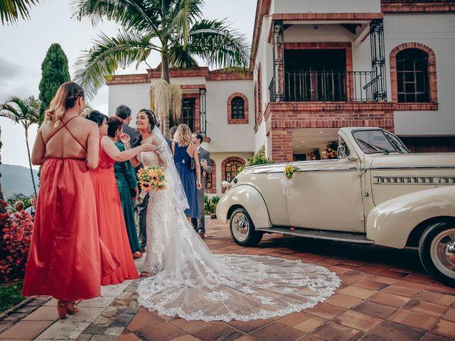 El matrimonio de Jared y Jessica en Medellín, Antioquia 41