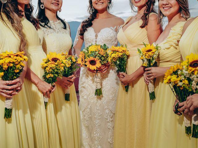 El matrimonio de Jared y Jessica en Medellín, Antioquia 43