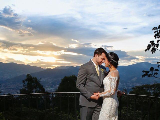 El matrimonio de Jared y Jessica en Medellín, Antioquia 47