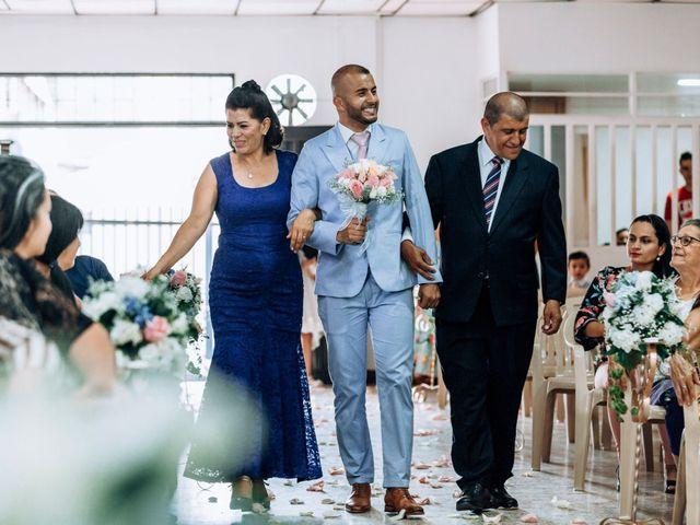 El matrimonio de Milton y Luciana en Chinchiná, Caldas 35