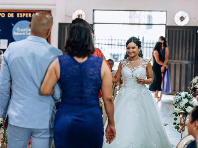 El matrimonio de Milton y Luciana en Chinchiná, Caldas 38
