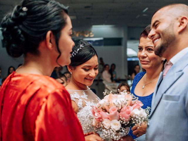 El matrimonio de Milton y Luciana en Chinchiná, Caldas 39