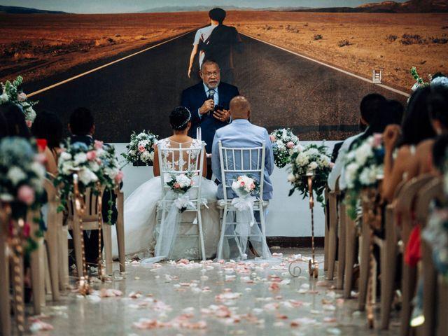 El matrimonio de Milton y Luciana en Chinchiná, Caldas 40