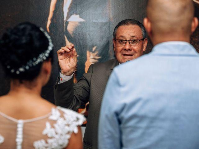 El matrimonio de Milton y Luciana en Chinchiná, Caldas 41