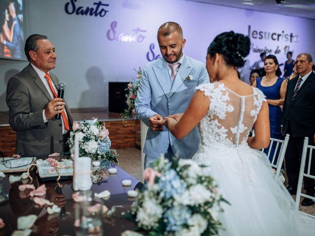 El matrimonio de Milton y Luciana en Chinchiná, Caldas 42