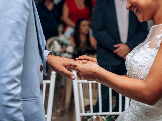 El matrimonio de Milton y Luciana en Chinchiná, Caldas 47