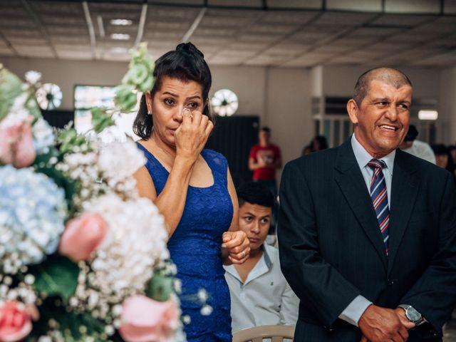 El matrimonio de Milton y Luciana en Chinchiná, Caldas 48