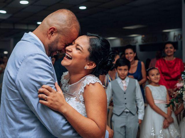 El matrimonio de Milton y Luciana en Chinchiná, Caldas 49